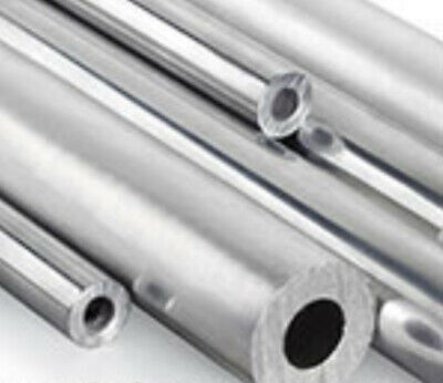 "Aluminium, pipe , tube , heavy wall , (1/4""-1/2""wall)  6082 T6 , Imperial Sizes"