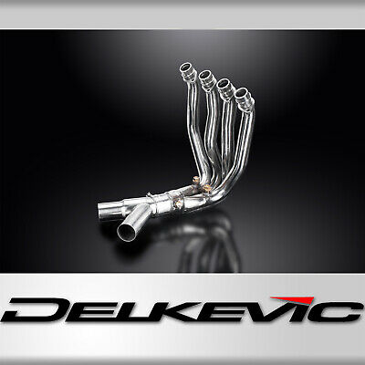 Kawasaki Zzr1400 08-11 Decat 4-2 Stainless Downpipes Oem Compatible
