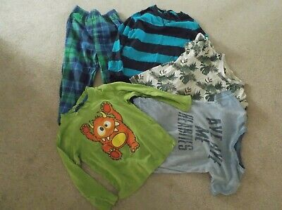 Bundle boys clothes 3-4yrs 4 T Shirts Pyjama bottom Next TU George Gruffalo