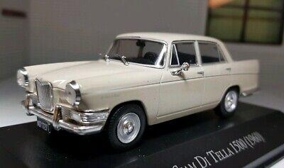 1:43 0 O Scale Diecast Model Car Siam di Tella 1500 (Riley 4/Austin Cambridge)