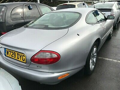 2000 Jaguar Xk8 4.0 - Leather, Lovely Body, Funny Noise On The Transmission