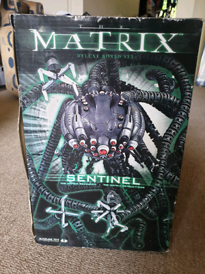 Matrix Sentinel Figurine. Still in Box