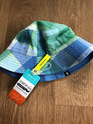 Reversible Joules Hat 3-7 Years