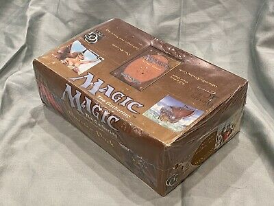1x 3rd Edition (Revised) Booster Box - Factory Sealed - MTG Seattle