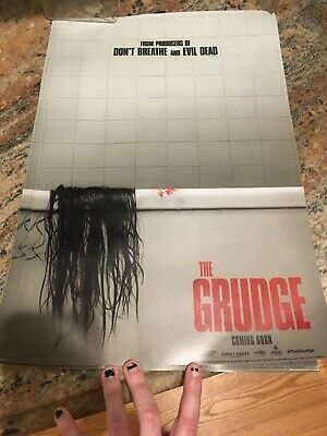 NYCC 2019 - The Grudge Poster (Coming soon Poster) January 2020 11x17
