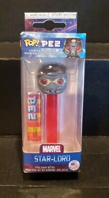 Funko POP! PEZ  Marvel Guardians of the Galaxy Star-Lord Dispenser Figure