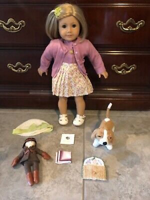 American Girl Doll Kit + Accessories and Dog!!!