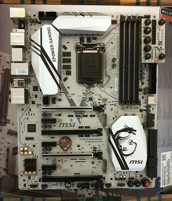 MSI Z170A XPOWER GAMING TITANIUM EDITION (Intel LGA1151), Z170A Motherboard