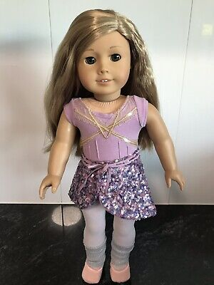 American Girl Doll Isabelle Everything Isabelle!! 3 Outfits Dance Barre Bulk Lot