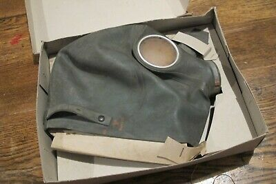 Ww2 German Gasmask In Genuine Box Fully Marked! Very Unique Item !!!
