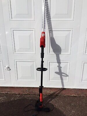 Einhell Corded And Extendable Pole Hedge Trimmer New With Box