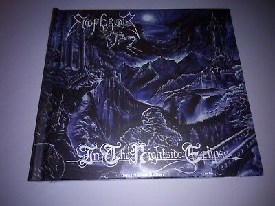 EMPEROR – IN THE NIGHTSIDE ECLIPSE 20th Anniversary Digibook 2CD NEW AND SEALED
