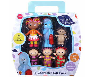 In The Night Garden 6 Figurines Character Gift Pack