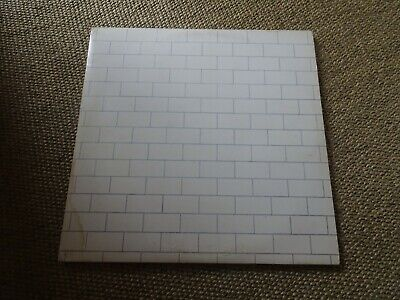 1979 UK FIRST PRESSING - PINK FLOYD - THE WALL Double Vinyl LP Album