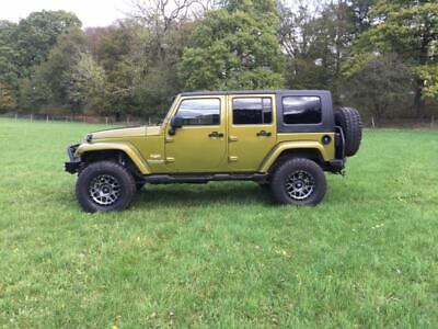 Jeep Wrangler JK 2007 expedition vechicle
