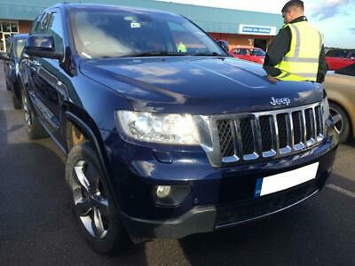 Jeep Grand Cherokee Crd 3.0 Overland - Nav, Leather, Pan Roof, 1F/Rec Owner