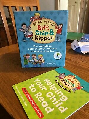 Oxford Read with Biff, Chip and Kipper Levels 1-6 (48 books & Guide Book)