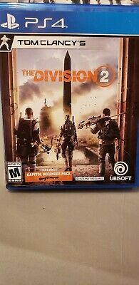 Tom Clancy's The Division 2 -- Standard Edition (Sony PlayStation 4, 2019) [Dig…