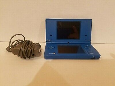 Nintendo DSi TWL-001 Blue Tested And Working With Charger