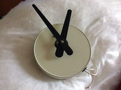 Vintage Electric Clock Movement untested