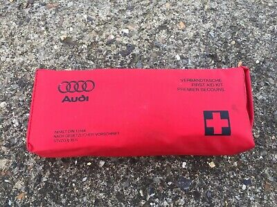 Audi Tt Mk1 8N First Aid Kit Genuine Unopened