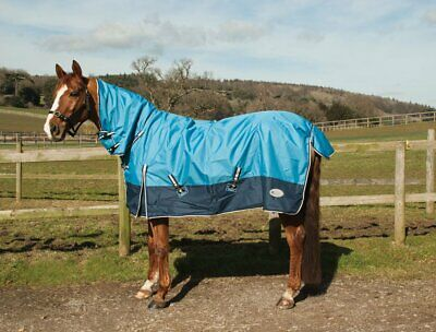 SALE Rhinegold Torrent Full Neck Lightweight No Fill Waterproof Turnout Rug