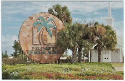 Lehigh Acres, Florida - Buildable Subdivision Lot - Golf Course Community