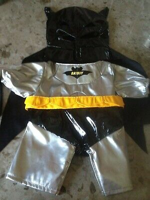 Bat Boy - Build A Bear Outfit - New / Unused