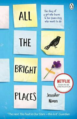 NEW All the Bright Places By Jennifer Niven Paperback Free Shipping