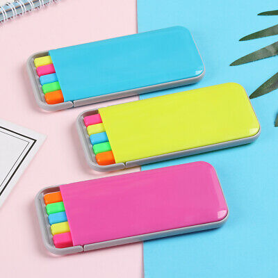 Pastel Sketch Candy Color Stationery Marker Tool Highlighter Pen Watercolor Pen