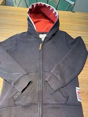 Boys Fatface Hoodie Age 10-11 Years