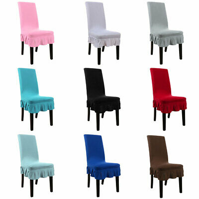 Dinning Chair Cover Spandex Stretch Chair Cases Washable Protector Seat