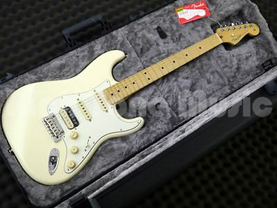 Fender American Professional Stratocaster HSS MN - Olympic White