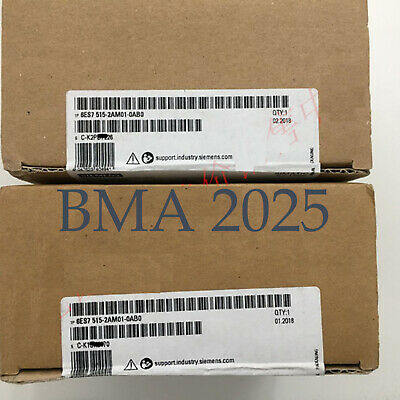 New Siemens Central Processing Unit 6ES7 515-2AM01-0AB0 6ES7515-2AM01-0AB0
