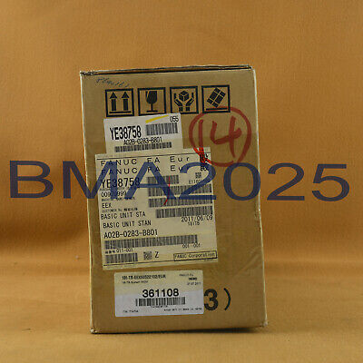1PC New In Box Fanuc A02B-0283-B801 Servo Main Control 1 year warranty