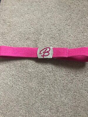 Barbie Belt Around Age 5-6 Years