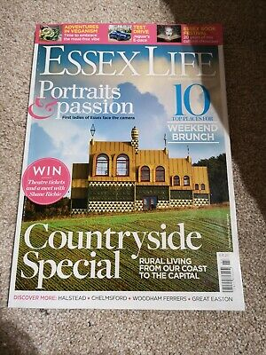Essex Life magazine March 2019 countryside special
