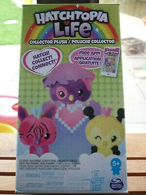 Hatchimals - CollEGGtibles - Hatchtopia Life Pets - Choose Your Own Only One P&P