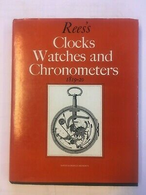 Clocks Watches and Chronometers by Rees's book