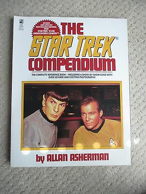 Star Trek -- 2 The Star Trek Compendiums 1989 & 1993