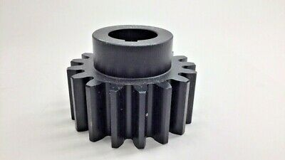 "RMC 52848.560.043 Pinion Gear 17T 1-3/8"" Bore Keyed Schenck Rotec"