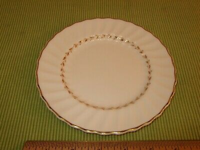 "Royal Doulton Adrian English Fine Bone China Dessert Plate 6.5"" Round Excellent"