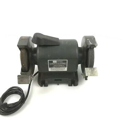 Magnificent Sears Craftsman 1 3 Hp Bench Grinder 257 191300 Good Pabps2019 Chair Design Images Pabps2019Com