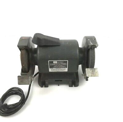 Astonishing Sears Craftsman 1 3 Hp Bench Grinder 257 191300 Good Alphanode Cool Chair Designs And Ideas Alphanodeonline
