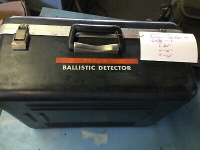 Biddle Ballistic Impulse Detector 651110