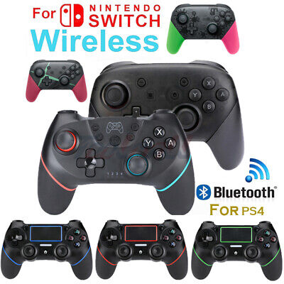 Dualshock Pro Controller Wireless Gamepad Joypad Console for Nintendo Switch PS4