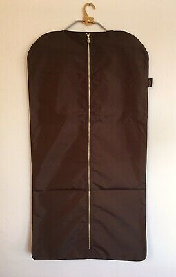 100% Authentic Louis Vuitton Garment Cover Bag With a Gold Hanger