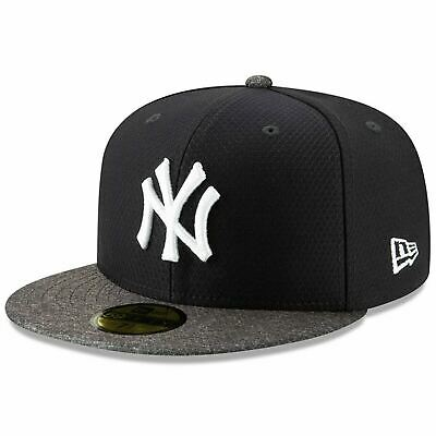 [11900026] Mens New Era MLB 2019 Batting Practice 59FIFTY Fitted NY Yankees
