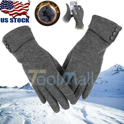 Winter Gloves Touch Screen Women Thermal Motor Cycle Snowboard Sports Outdoor