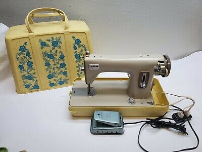 Brother Sewing Machine Opus 1351 with Case - Sews Fast!